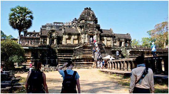 柬埔寨預計2020年吸引200萬中國遊客