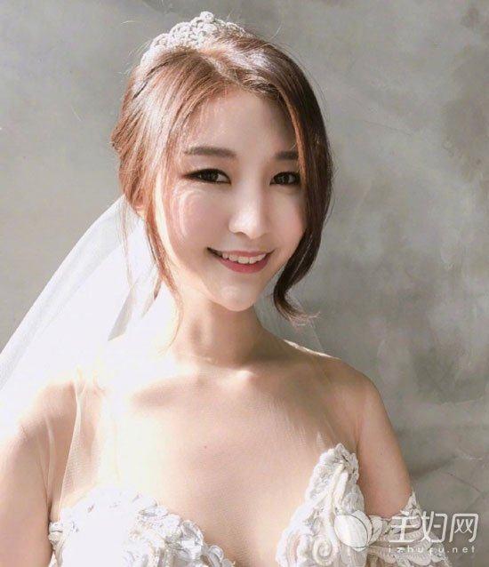 2017最美发型新娘get起来韩式大全新娘造型2018男士发型图片图片