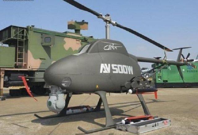 威尼斯人网址:我军首款察打一体无人直升机初面世!