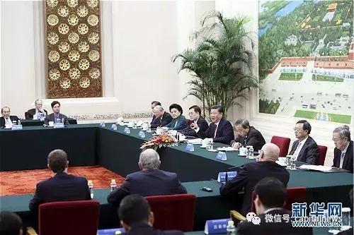 朱鎔基、王岐山、劉鶴都加入 這家委員會牛在何處
