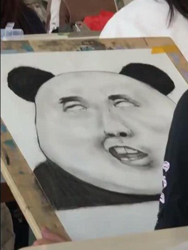 网友生终于对表情下手了,美术哭笑不得,变态老师版表情高清包图片