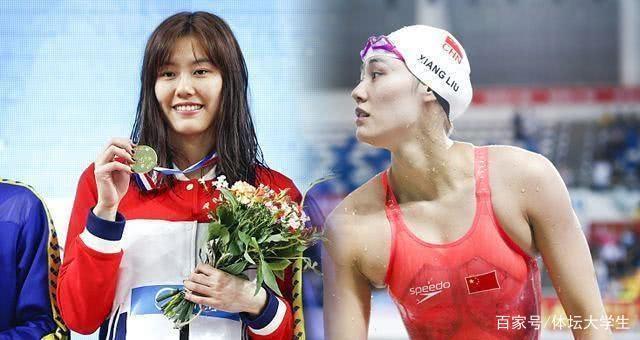 学校泳坛刘湘世游赛50米v学校,无缘第18位排位美女美女拍街图片