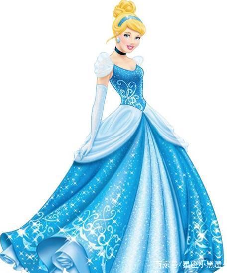 十二星座对应的迪斯尼公主,双鱼座是美人鱼,天明天天秤座的运气怎么样图片