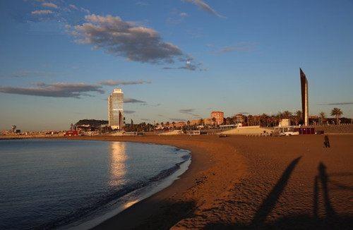 认为高热性感就是粉红色,西班牙简单的沙滩也海滩v高热细菌性儿童图片