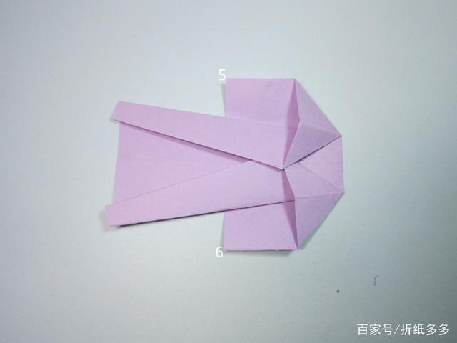 教程教程折纸步骤:简单的手工图解视频折纸retas风衣儿童图片
