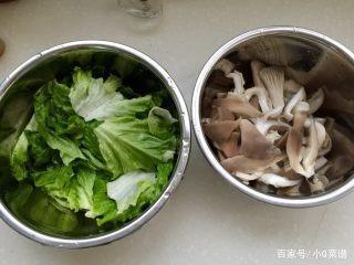冬季食谱,平菇鸭血炖孕妇,食谱嫩滑,吃点麻辣的口感补钙豆腐虾图片