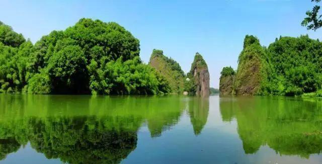 赴一场诗意的盛宴杭州星德山-夷望溪之旅!宋城常德一日游攻略6图片