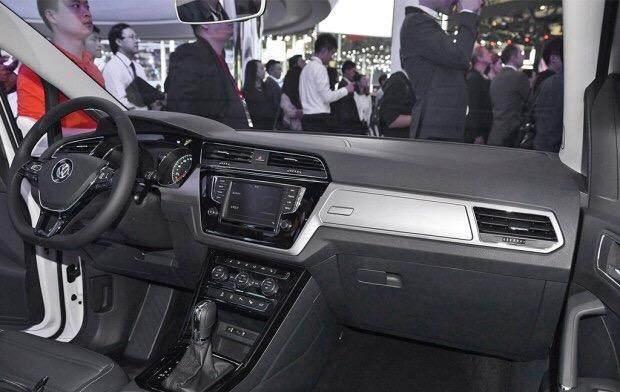 大众途安L7座汽车最新报价大众MPV动力配置升级
