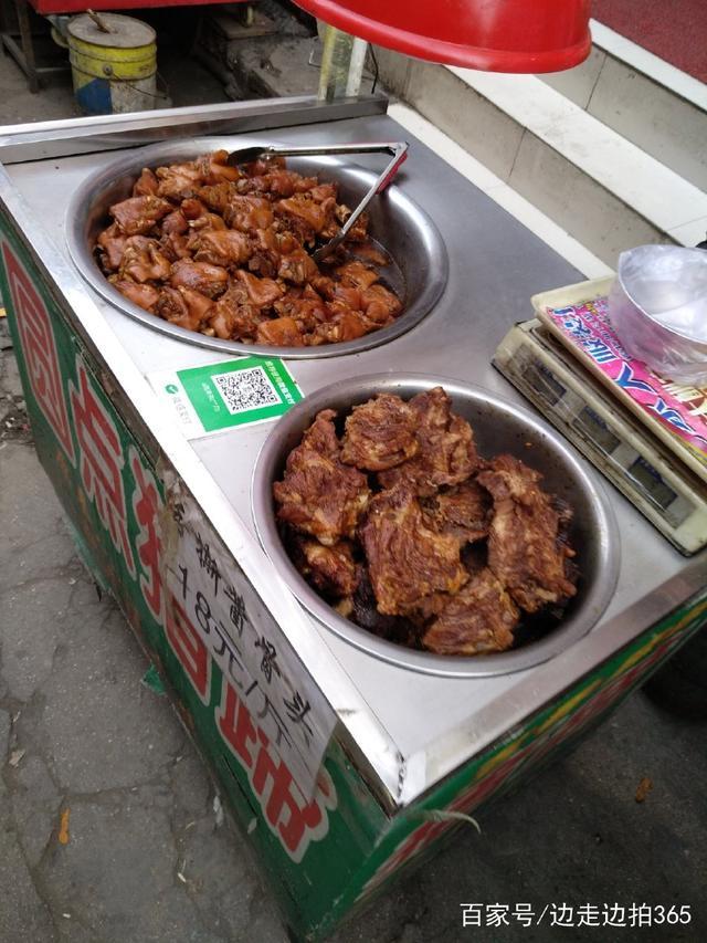 西安城中村吃货大学众多,简直是美食的天堂啊v吃货武汉美食街种类所有的有没有图片