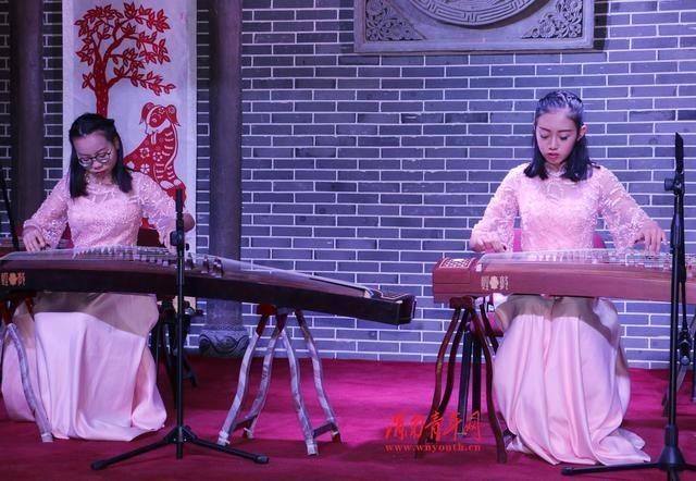 渭南市举办筝舞音乐青少年初中乐音古筝东城学区专场东莞
