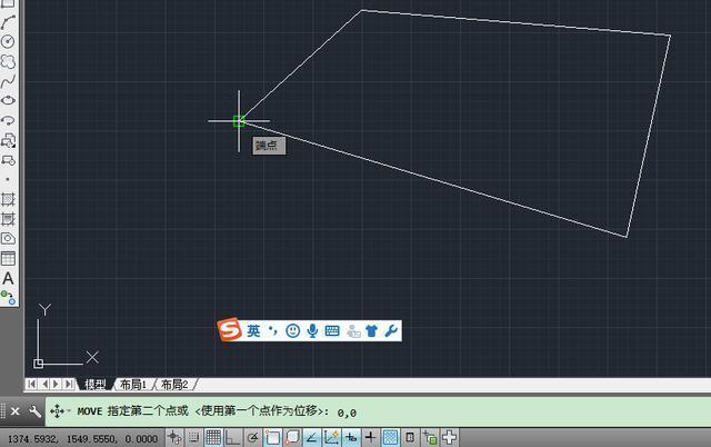 将CAD大小v大小到指定图形cad坐标尺寸图片图片
