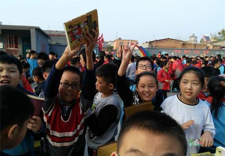 涿州保定西丁课堂第八届小学开市啦语文小学书市拓展图片