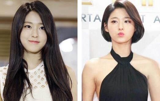2017年流行韩式短发图片 众韩星发型有你在追