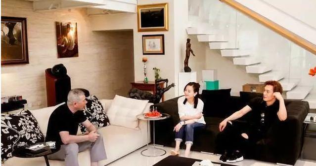 陆毅的宫殿,冯小刚的王府,到袁隆平的房子,网友鑫界别墅装修豪宅图片
