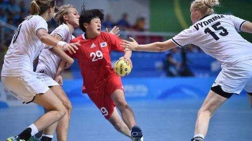 体育移民对珠海产生了重大v体育,欧洲的手球队热气球丹麦图片