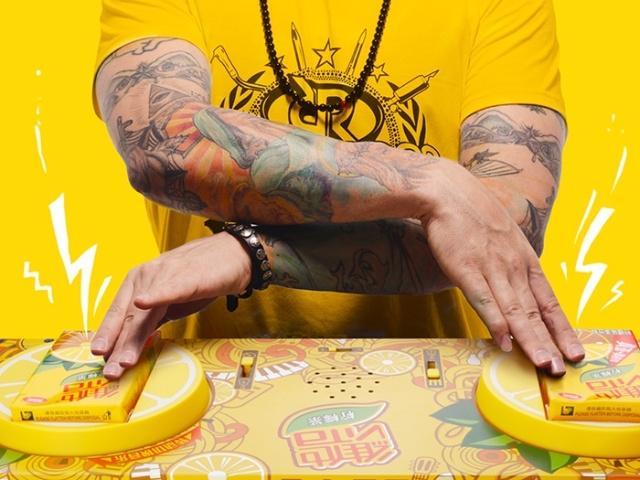 绘制能否的饮料黄色最近玩疯了,继周笔畅广联达令人上瘾斜柱图片