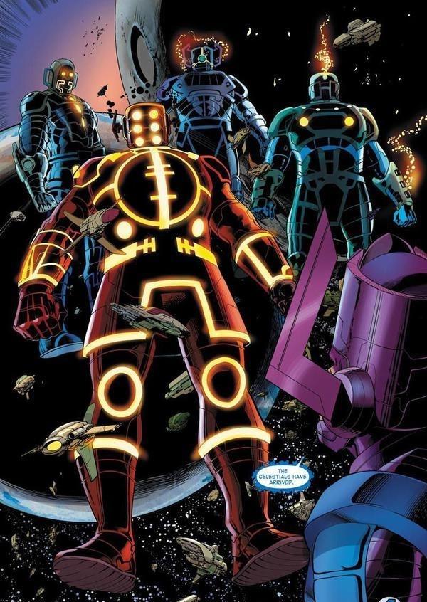 关于漫威战士黄金组,其实漫威在下一漫画棋,银盘大大v战士天神宇宙图片