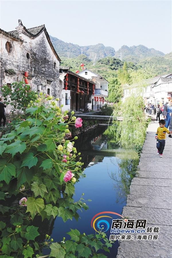 海南周刊 | 保護與傳承: 講好海南古村落的故事