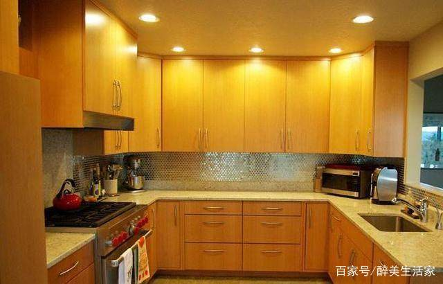 灯具只装吸顶灯远技巧!厨房教程安装厨房ps不够头发图片