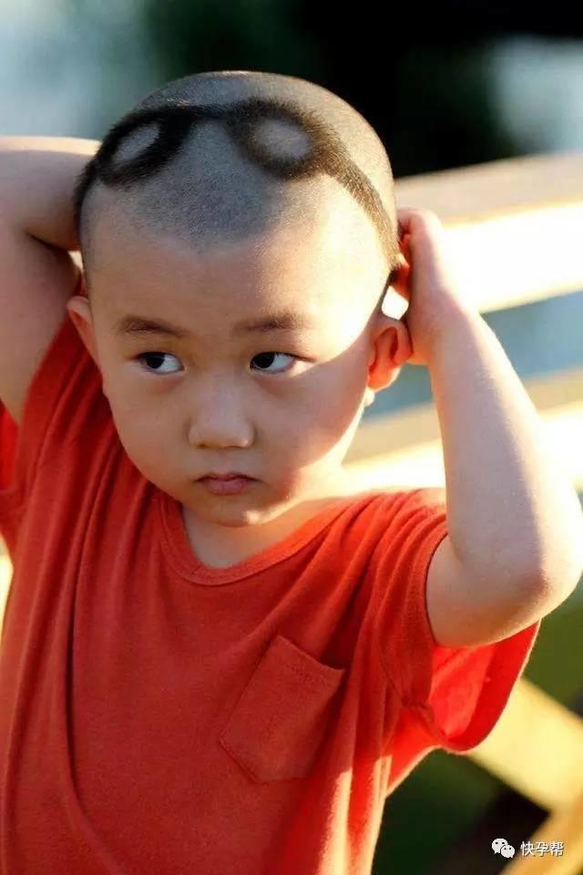 2岁发型理辫子好?这几款宝宝真不容易驾发型大全儿童发型编图片
