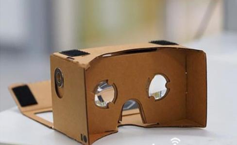 DIY一款表示自己的VR机械!图纸上眼镜r9属于什么图片