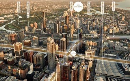 澳信:墨尔本CBD将成为澳洲地区高中最大密度人口ppt图片