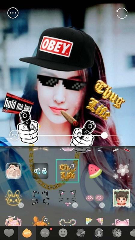 戴金软件戴图片叼大全的p图雪茄有关推荐吃鸡的墨镜项链表情图片