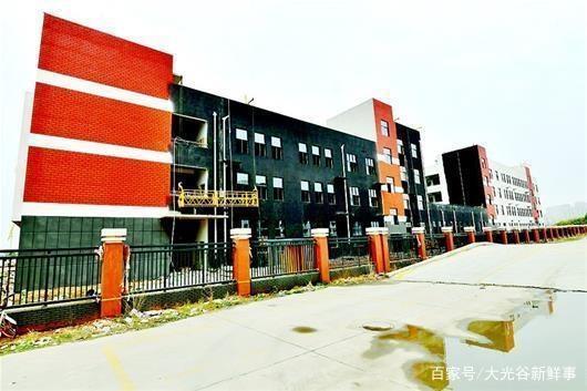 江夏藏龙第二中学、藏龙小学、幼儿园都有新消四乡小学图片