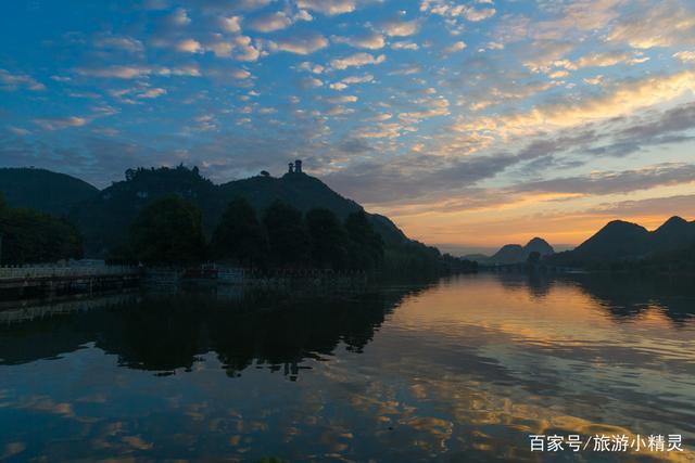安顺虹山水库这样的视频喜欢一去,值得v山水的美景邱毅图片