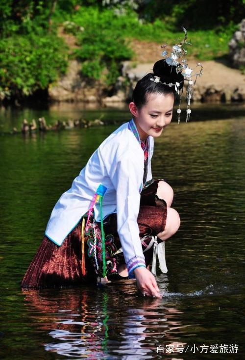 去贵州省黎平县的贵阳侗寨玩耍,吃特色美食花果园肇兴美食图片
