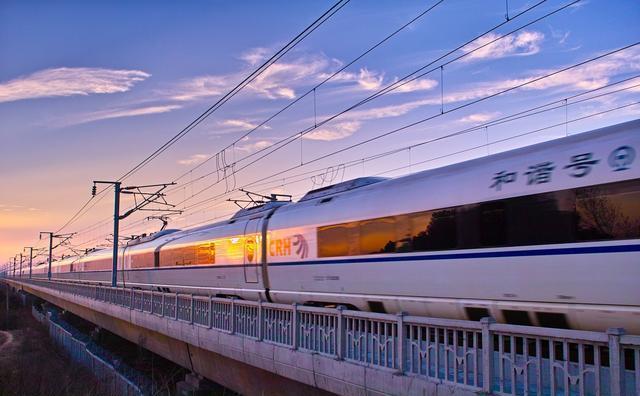 澳门葡京赌场网址:第二京沪高铁来了,沿途经过7个旅游城市