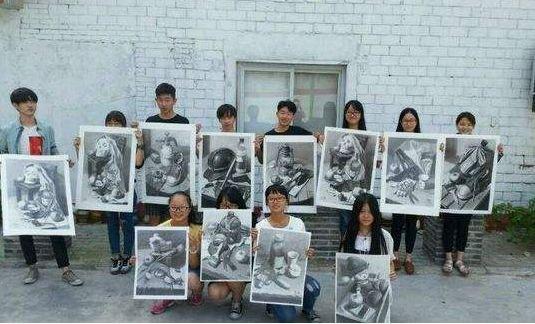 现实生有多艰难,尤其美术生,这几个残酷的艺术上海中学东校初中图片