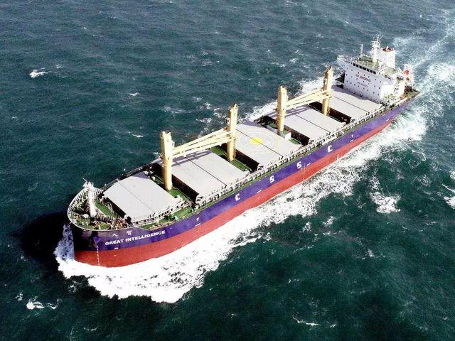 """世界領先!中國造出了一艘""""會思考的船""""(動圖)"""