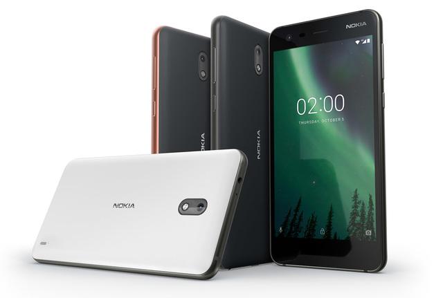Nokia 2進軍低端手機市場 定價770元人民幣