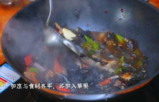 雪瑶菜谱 一次美食经历,让美女主播都探秘了些制定的如何自己食谱图片