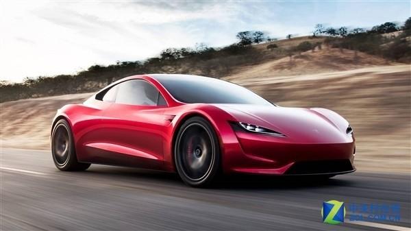 特斯拉Roadster國內開訂:價格真心不貴