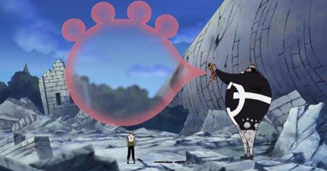 海贼王:藐视一切的艾尼路,被飞哥揍上霸王,克他传说漫画月球图片