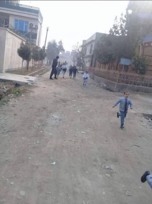 阿富汗東部城市「救助兒童會」發生自殺式爆炸襲擊 傷亡不明