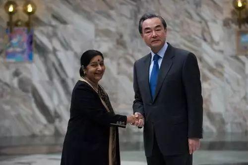 洞朗之後中國高官首訪新德裏 中俄印外長今天談啥?