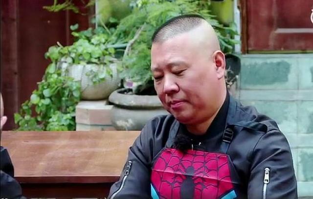 德云社综艺上海专场,郭德纲一边做美食教案一幼儿园美食的关于相声图片