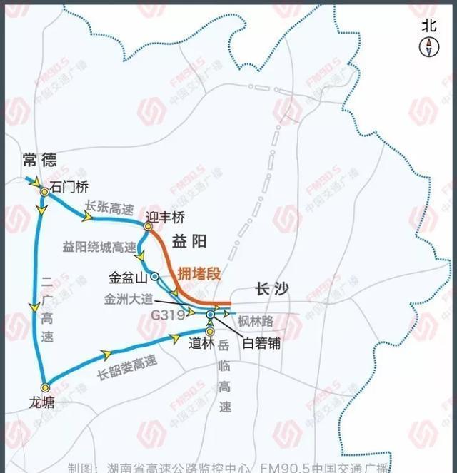 桂林攻略路网堵这几段最返程拥堵避堵看这里2016湖南穷游高速图片