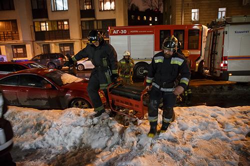 俄聖彼得堡市超市爆炸事件 傷者上升至13人