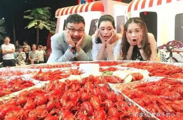 表情吃豪气大对比,陈乔恩明星刘雯搞笑,最后一变龙虾包胖你了大图片