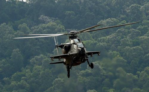 澳门银河网址:武直10已经超越阿帕奇并非胡说,装备尖端战力可实现无人机指挥