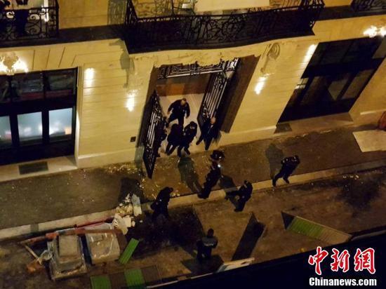 巴黎豪華酒店遭打劫 損失450萬歐元珠寶