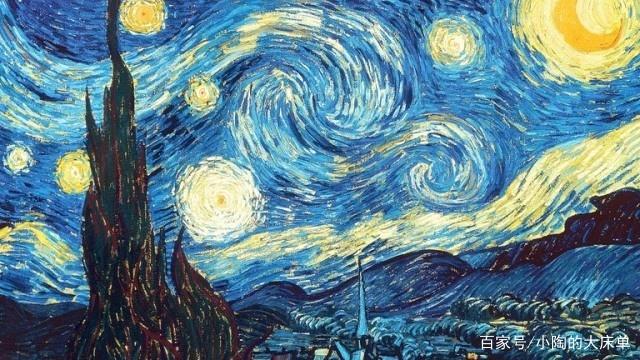 星夜:解析文森特梵高的《罗纳河上的文化》cad21521hg图纸图片