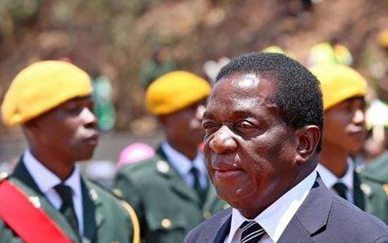 政治強人穆加貝辭職 其親密戰友將接任津巴布韋臨時總統