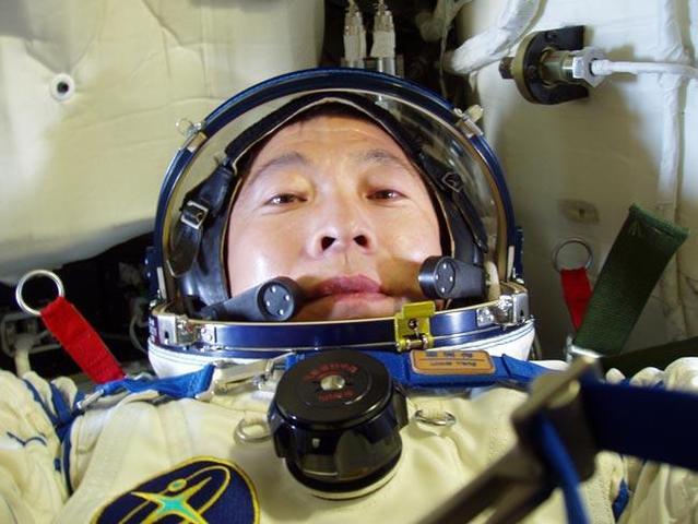【中國夢實踐者】楊利偉:一飛衝天 千年夢圓