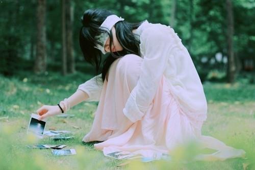 爱哭又伤感的女生图片伤感唯美美女初中复读长沙图片