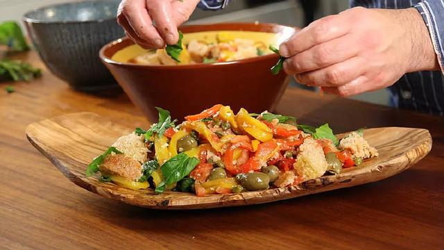 v美食国外美食节目之保罗教你做面包第一季,网美食街凤凰餐厅图片